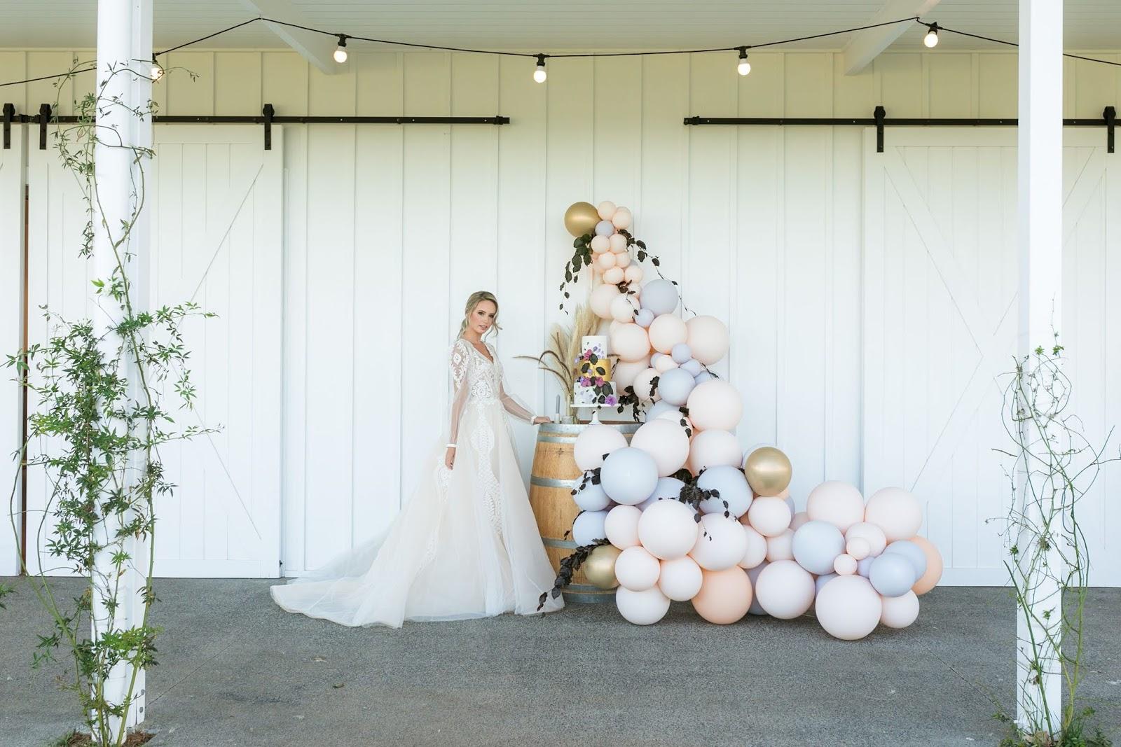 STYLED: BOLD PASTELS   SUMMERGROVE ESTATE WEDDING INSPIRATION GOLD COAST QLD