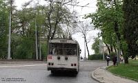Trolejbus Škoda 14Tr #546, Lwów