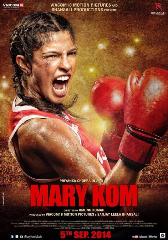 Mary Kom (2014) Thetrical Trailer In HD Download & Online