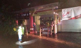 Tiga Desa di Sambelia Dilanda Banjir