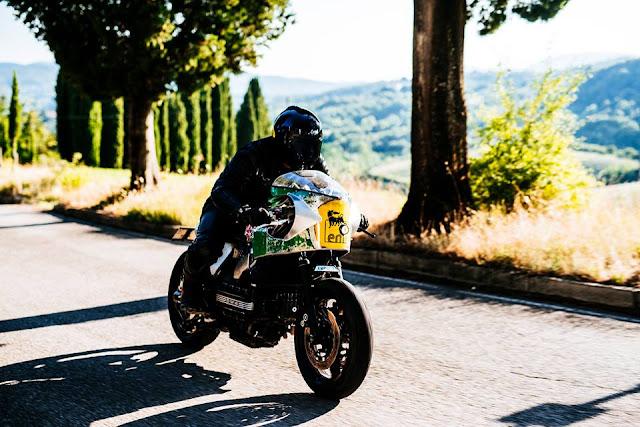 Vibrazioni Art - BMW Trofeo 1000