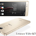 Lenovo Vibe K5 Note Price and Specification