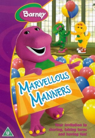 Barney: Marvellous Manners