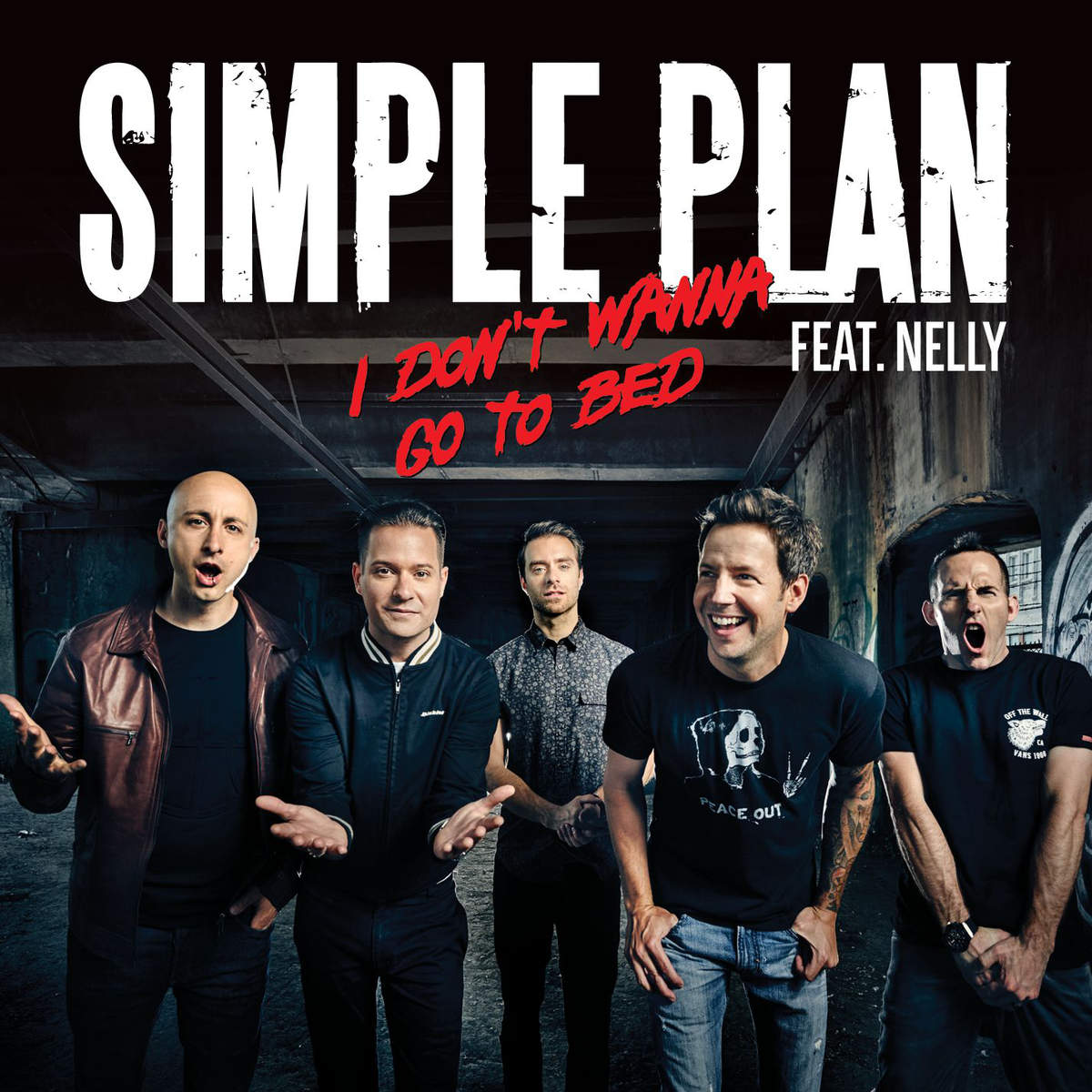 I Don't Wanna Go To Bed by Simple Plan ft. Nelly