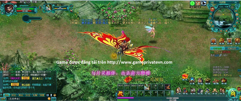 Hình Ảnh Trong Game Hùng Bá Thiên Hạ Private