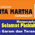 St Martha Karangjati -  Selamat Paskah