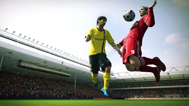 Pro Evolution Soccer 2010 (PES 10) PC Download Full Version Screenshot 3