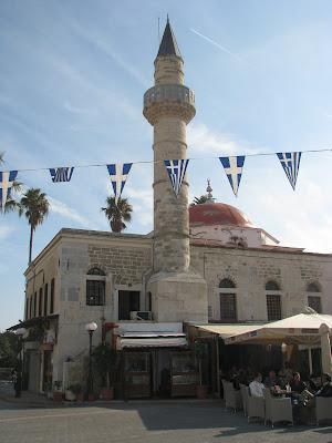 Nefterdar Mosque Kos