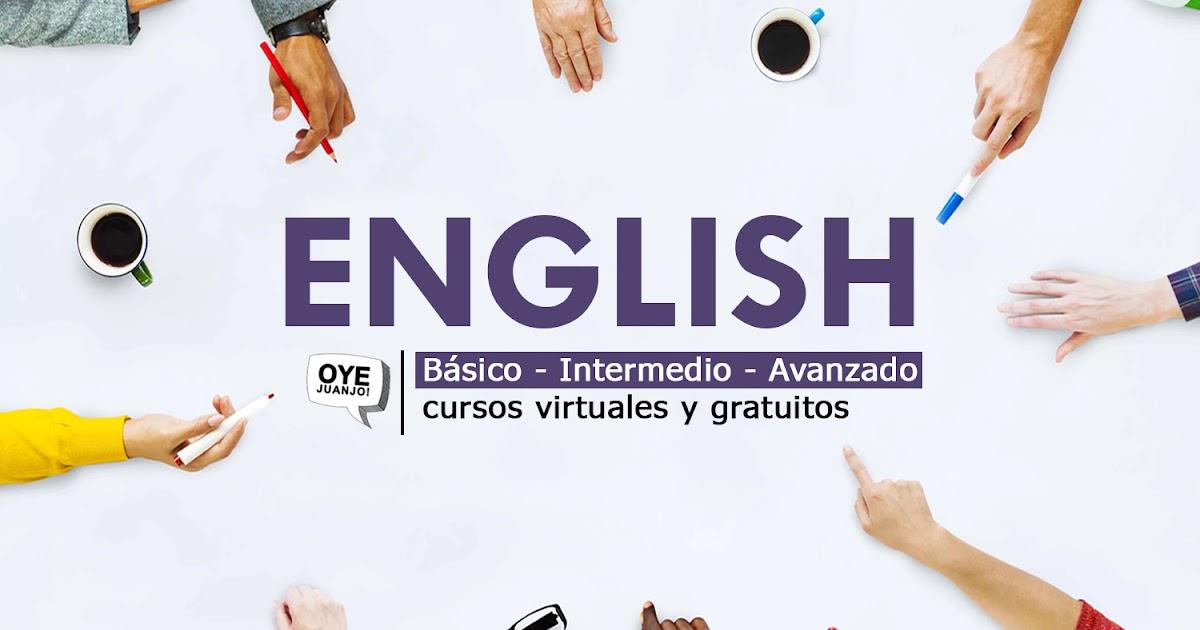 Cursos online gratis de ingles