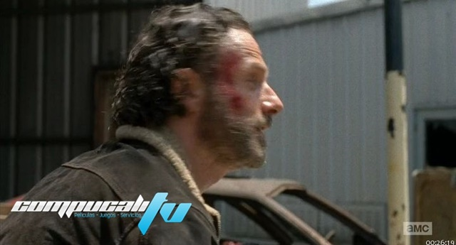 The Walking Dead Temporada 5 Español Latino HDTV