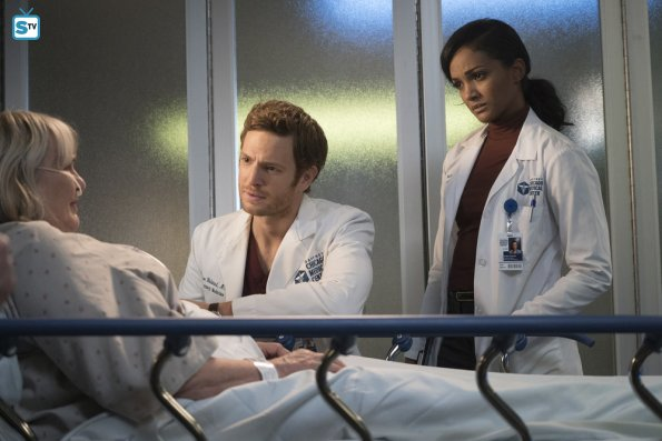 Chicago Med - Theseus' Ship - Review