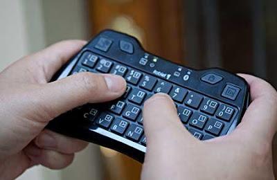 انواع لوحة المفاتيح الحاسوب أنواع لوحة المفاتيح العربية للكبيوتر - لوحة مفاتيح الابهام