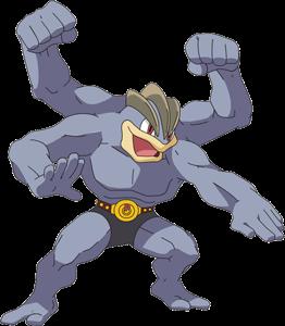 怪力技能   怪力進化 - 寶可夢Pokemon Go精靈技能配招 Machamp - 寶可夢公園