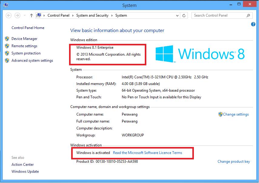 Windows 8 1 Crack Pro Activator Key Free Download