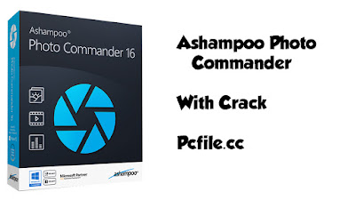 Ashampoo Photo Commander 16.2.0 With Crack [Latest]