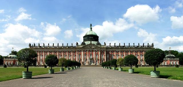 Neues Palais em Berlim