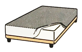 Delis products protector de colchon Proteccion lateral