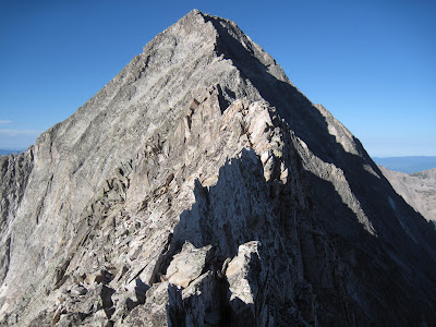 The Knife Edge and Capitol Peak