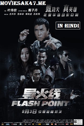 Flash Point (2007) Hindi Dual Audio 480p 720p BRRip (Hindi + Chinese) Esubs