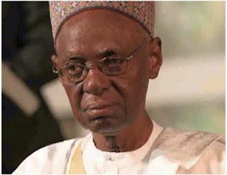 Buhari Was In Sokoto To Condole With Shagari's Family