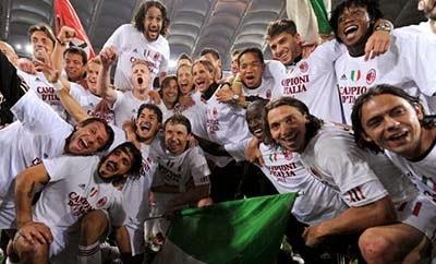 Milan Scudetto 2011