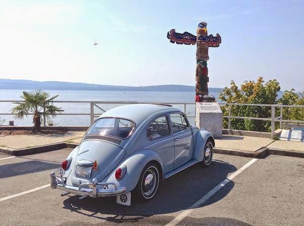 Used 1967 Vw Beetle Survivor By Owner