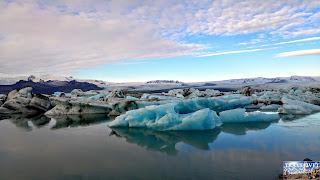 Islande Glacier lagoon