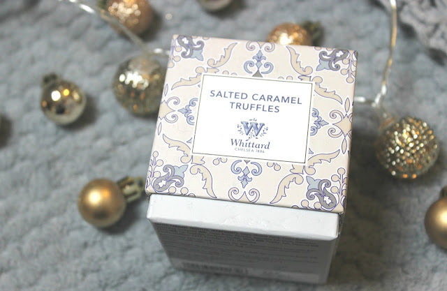 Whittard of Chelsea Tea Discoveries Salted Caramel Truffles Review
