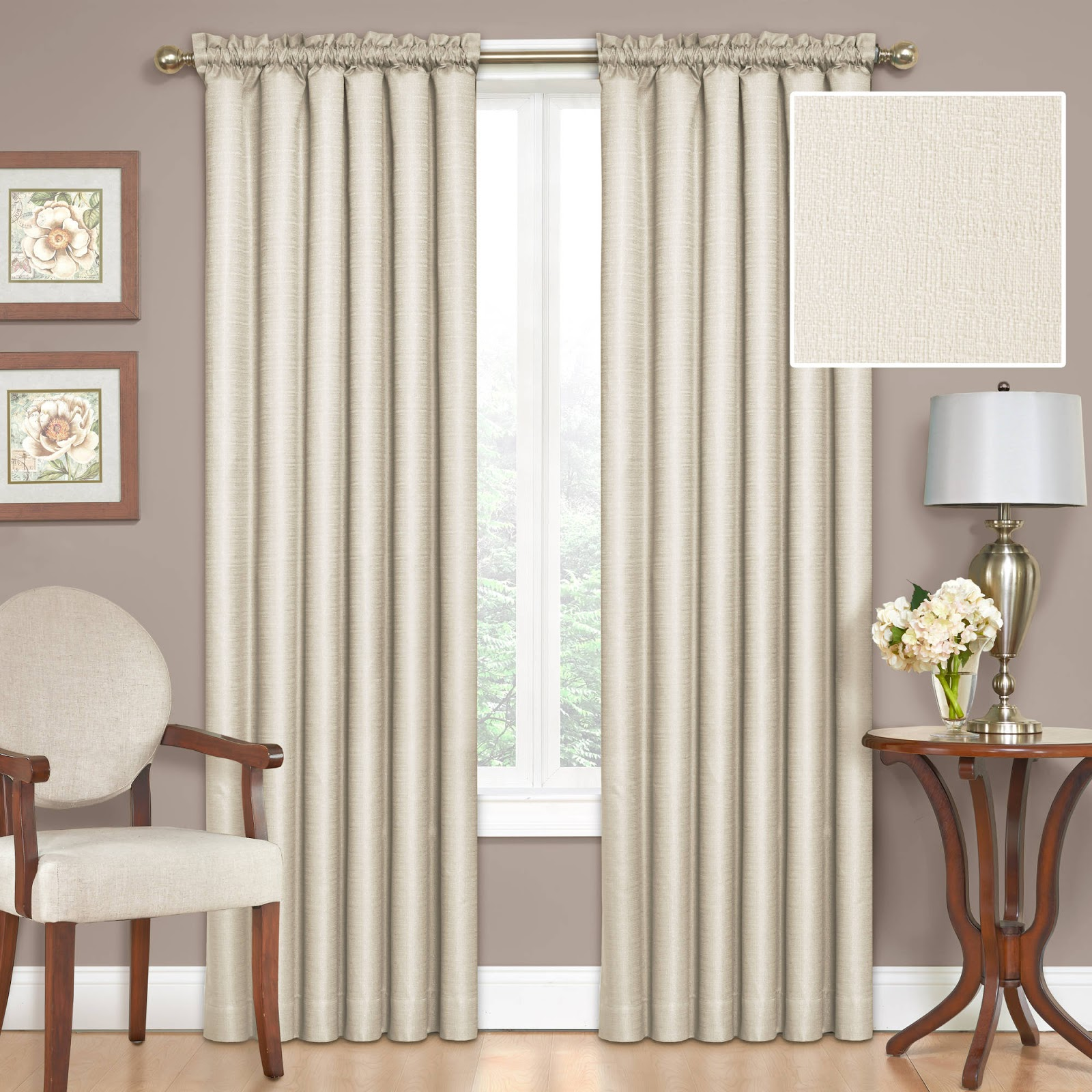 Different drapery styles good attractive bedroom drapery for Types of drapes and curtains