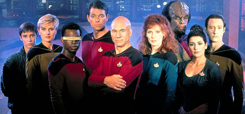 GODMAKERS: Star Trek: los 30 años de la nueva generación
