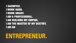 Tips Sukses : 10 Sikap Yang Harus Dimiliki Seorang Entrepreneur / Pengusaha