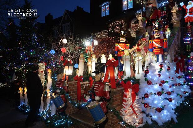 Visitar luces de Navidad de Dyker Heights en Nueva York 8