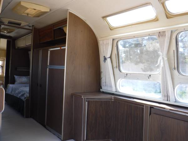 Used RVs 1972 Airstream Sovereign Vintage Trailer For Sale