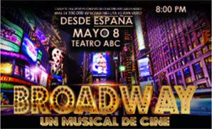 MUSICAL BROADWAY Un musical de cine en Bogotá