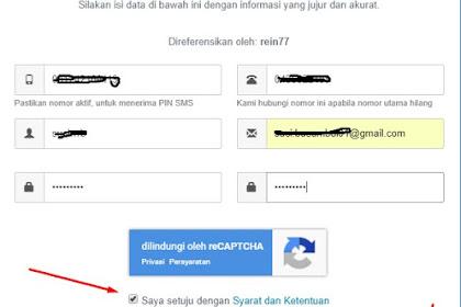Cara Mudah Mendaftar Di Indodax