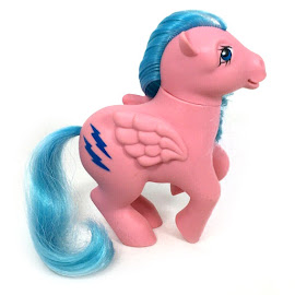 MLP Firefly Year Two Int. Pegasus Ponies I G1 Pony