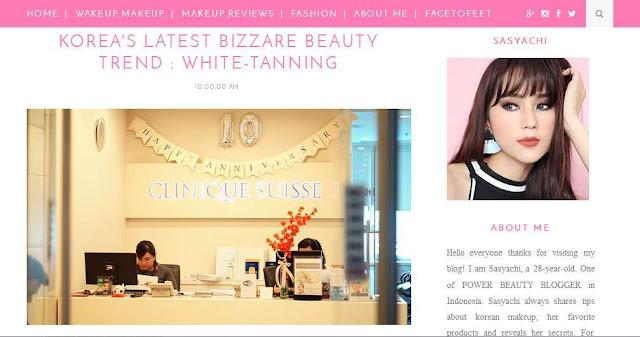 Blog Sasyachi hellosasyachi.com - Beauty Blogger Indonesia Terbaik