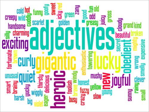 Pengertian, Jenis, Contoh Adjectives atau Kata Sifat Dalam Bahasa Inggris