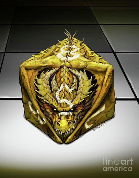 Dragão d8