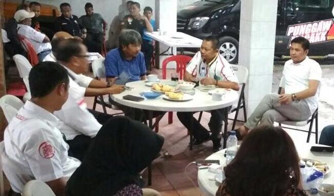 Pertegas Dukungan ke IYL-Cakka, Sepupu NA Kembali Datangi 'Rumah Kita'