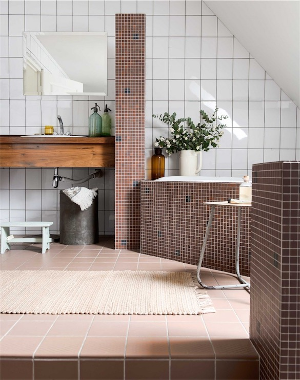 baño de gresite chicanddeco