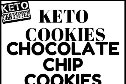 Keto Cookies – The BEST Low Carb Chocolate Chip Cookies!
