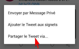 twitter-partager-tweet-par-sms-email