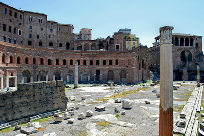 mercato di traiano roma