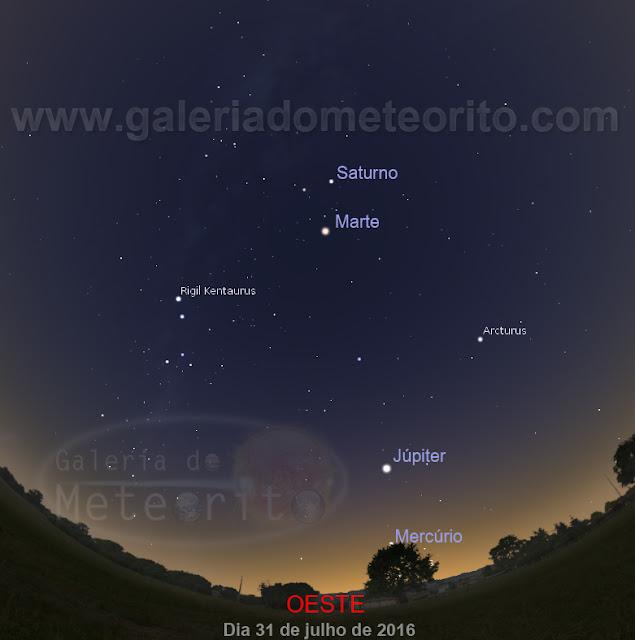 alinhamento de 5 planetas - parte 1
