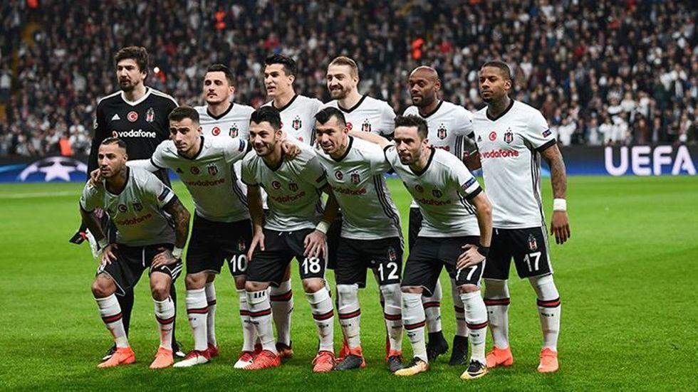 Beşiktaş'ın derbi 11'i 28.04.2018