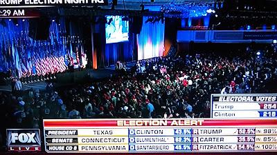 Trump Election Night HQ