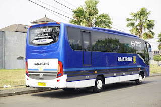 Sewa Bus Pariwisata Rajatrans 2019