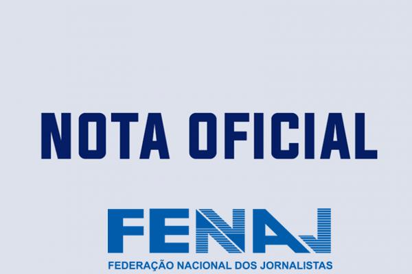 Resultado de imagem para federação nacional de jornalista