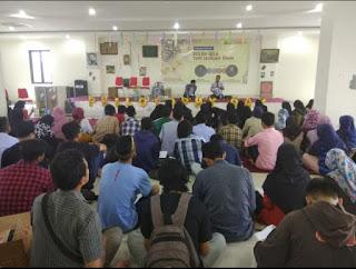 Himpunan Mahasiswa Filsafat IAIN Syekh Nurjati Cirebon Gelar Diskusi Retorika